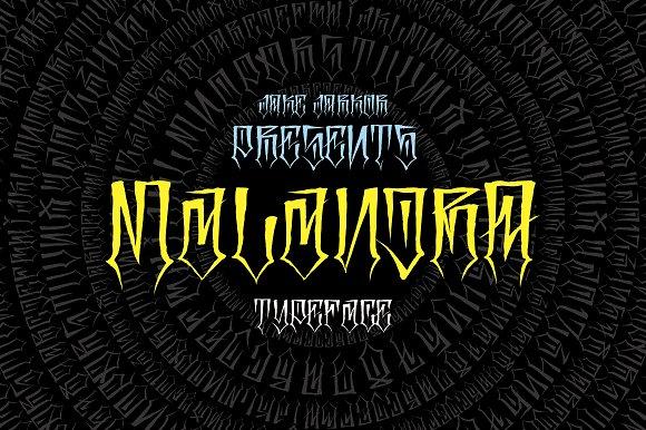 Malandra Display Fonts Creative Market