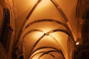 Duke Palace Rib Vault in Dubrovnik