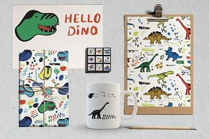 Hello,Dino!