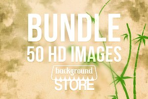 Oriental Asia Images Bundle