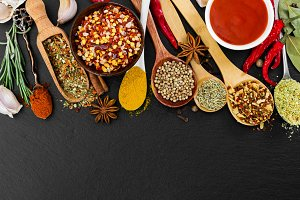 Fragrant seasonings and spices