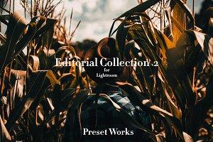 Editorial v2 Lightroom Collection