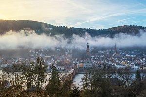 Heidelbergs Fog