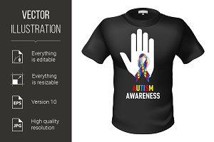 T-shirts autism awareness