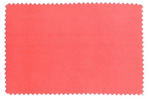 Paper swatch sample