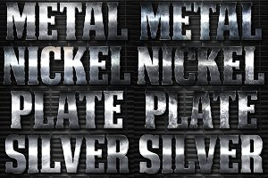 32 Extreme Metal Layer Styles 1