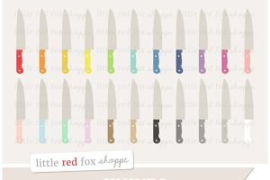 Knife Clipart