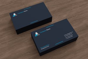Minimal Business Card 03