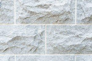 Sort brick wall
