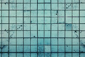 Dirty Tiles Seamless Texture