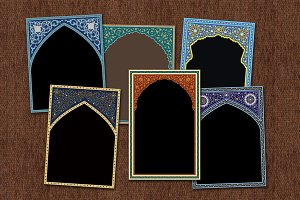 6 Traditional Arabic Arches