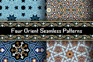 4 different orient patterns