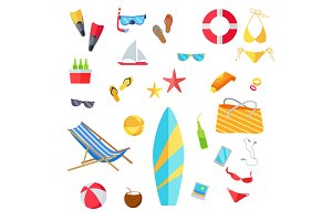 Accessories for the Summer Holidays