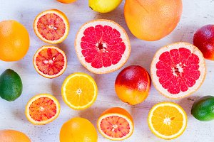 Variety of citruses