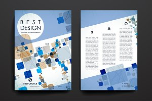 Abstract Brochure Templates