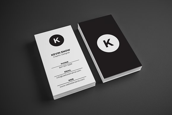 Simple business card simple business card template ikwordmama simple minimal business card business card templates creative simple business card templates colourmoves