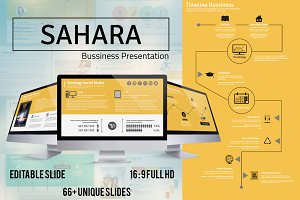Sahara Bussiness Presentation