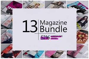 Big Magazine Bundle