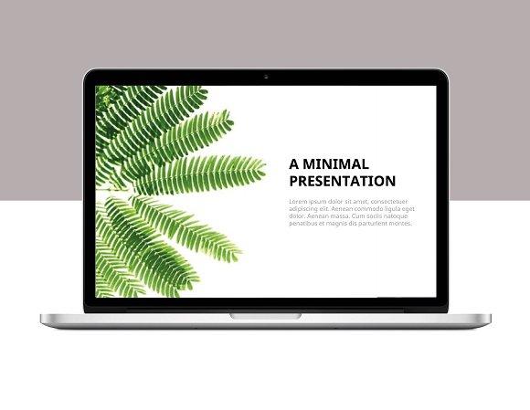 Minimal business powerpoint template presentation templates minimal business powerpoint template presentations toneelgroepblik Image collections