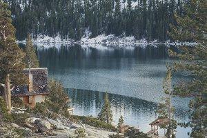 Echo Lakes, Tahoe