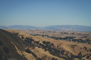 Around Mount Diablo
