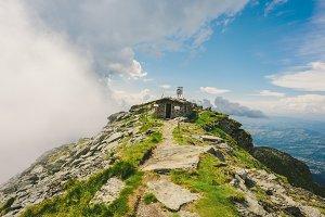 Pietrosul peak Rodnei Mountains
