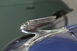 1940 Chevrolet Hood Ornament