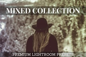 40 Mixed Lightroom Presets