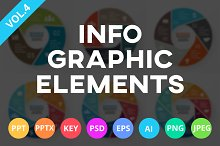 Infographic Elements Vol.4
