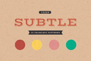50 Subtle Patterns V1