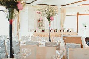 Wedding Table Modern Style