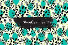 50 marker patterns