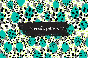 50 marker patterns