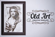 Old Art - Creative Template