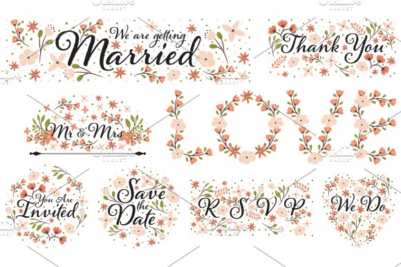 Wedding clipart designs png and eps illustrations creative market wedding clipart designs png and eps illustrations junglespirit Image collections