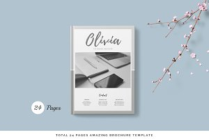 Multipurpose Brochure - Olivia