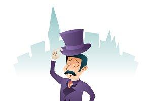 Great Britain Victorian Gentleman