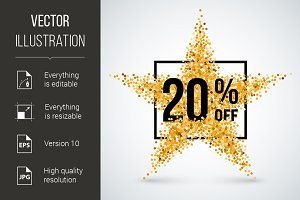 Golden Star Discount