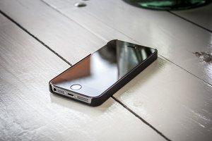 iPhone 5s scene V