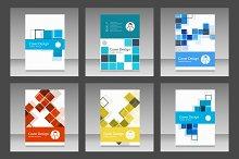 Brochure template design Vol.3
