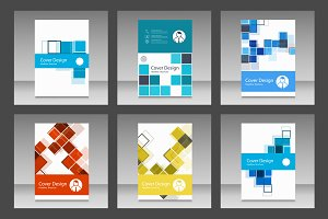 Brochure template design Vol.3