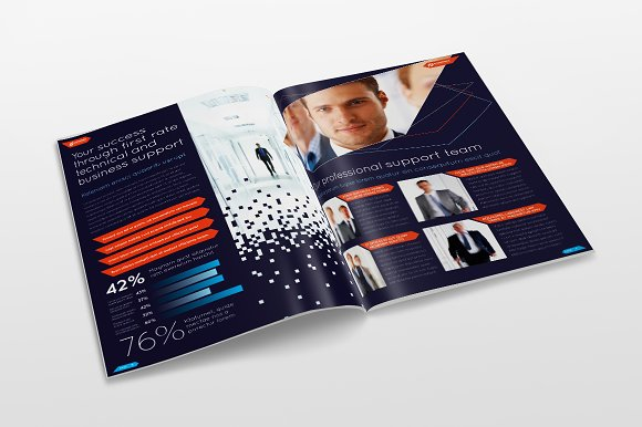 75% off 8 x Professional Brochures ~ Brochure Templates ~ Creative ...