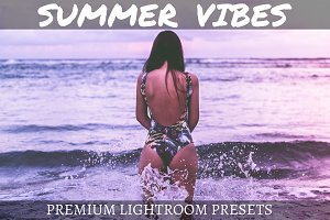 25 Summer Vibes Lightroom Presets