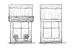 Windows sketch