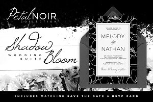 Petal Noir - Shadow Bloom