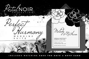 Petal Noir - Perfect Harmony