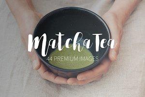 Matcha Tea ~ 44 HQ Premium Images