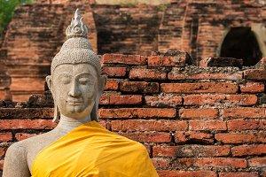 buddha statue, Ancient