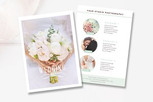 Wedding Pricing Template