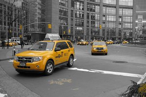 Taxis of New York City